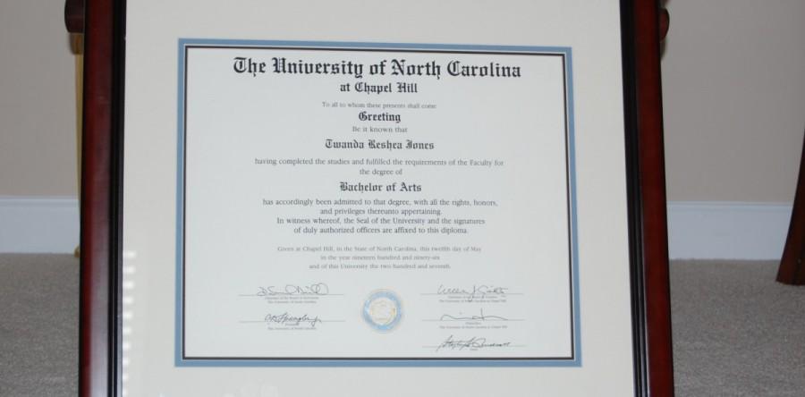 Graduates: Frame Your Diplomas | Frame Up Studios - WA