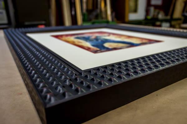 closeup frame texture