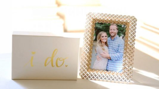 Image of 5 Ways to Use Frames in Your Wedding Decor